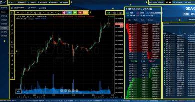 automatisierten bitcoin-trading- plattform)